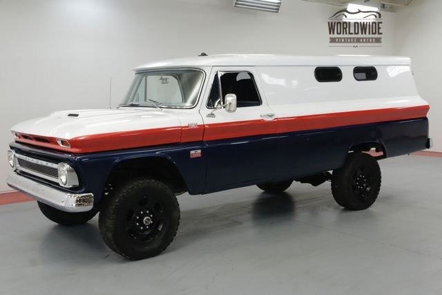 1966 CHEVY C30