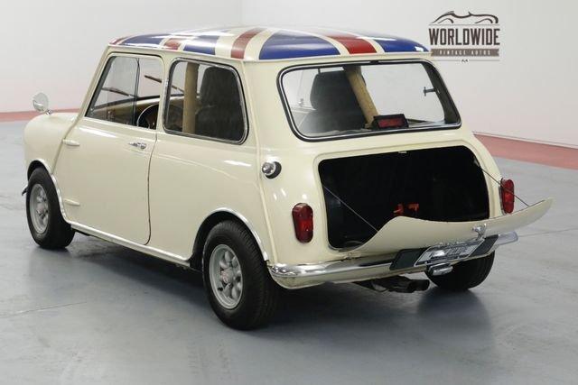 1961 Austin Mini