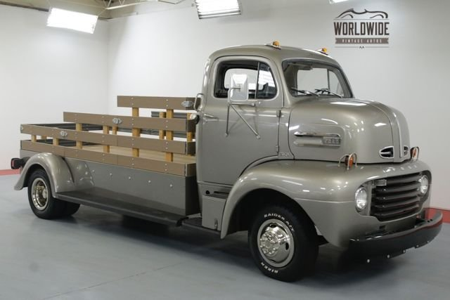 1950 Ford Coe