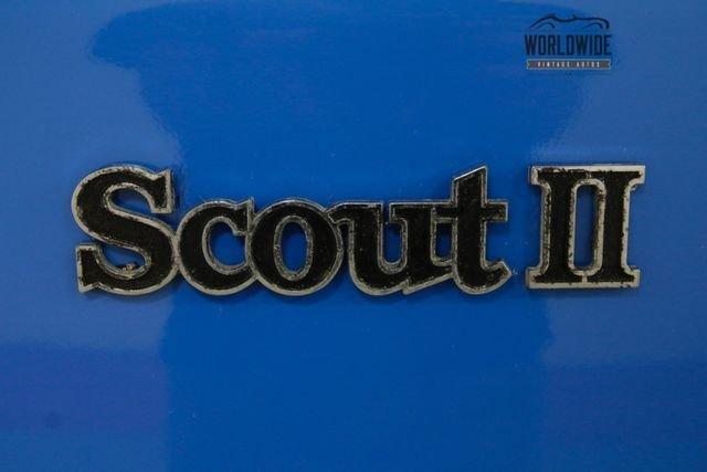 1972 International Scout Ii