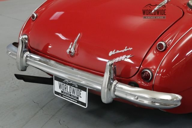 1961 Austin Healey