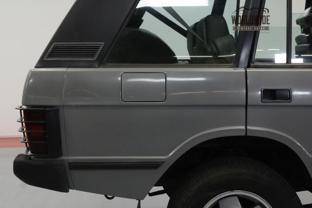 1992 Land Rover Range Rover