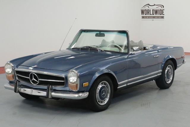 1970 Mercedes Benz 280Sl