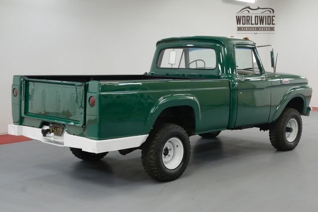 1964 Ford F100