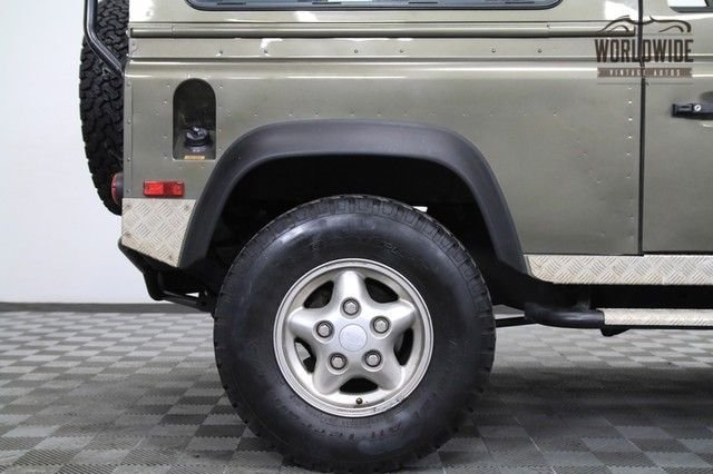 1997 Land Rover Defender 90 D90