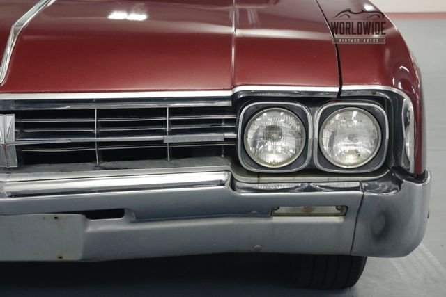 1966 Oldsmobile Starfire