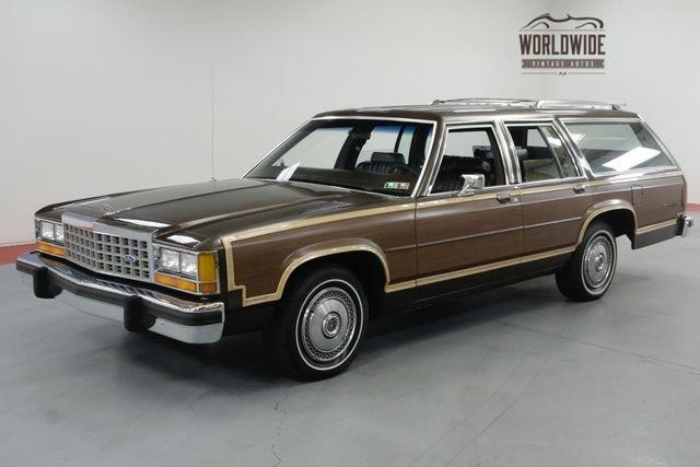 1985 Ford LTD