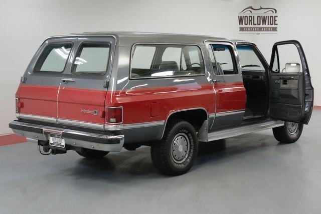 1986 GMC Suburban