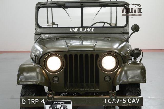 1954 Jeep M170