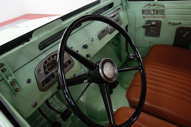 1963 Toyota Fj45