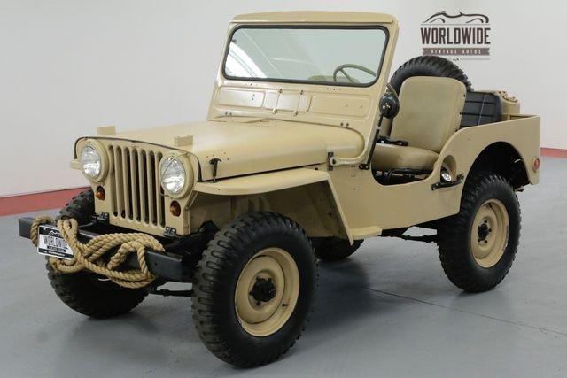 1951 Jeep M38