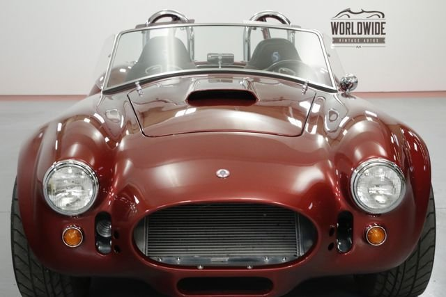 1965 Ford Factory Five Cobra