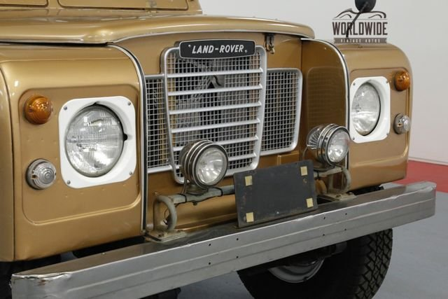1977 Land Rover Series Iii