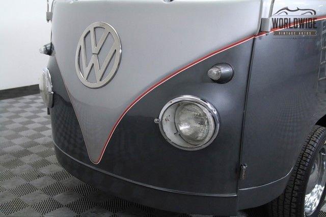 1957 Vw Shorty Bus