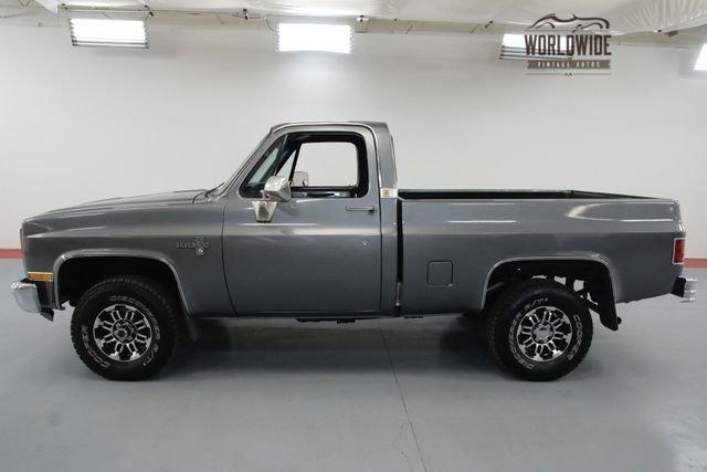 1986 Chevrolet 1500