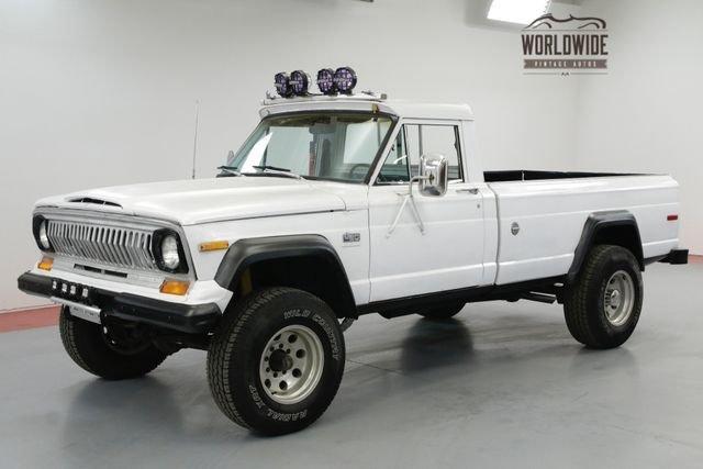 1977 Jeep J20