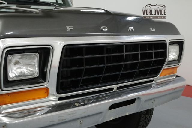 1979 Ford Bronco
