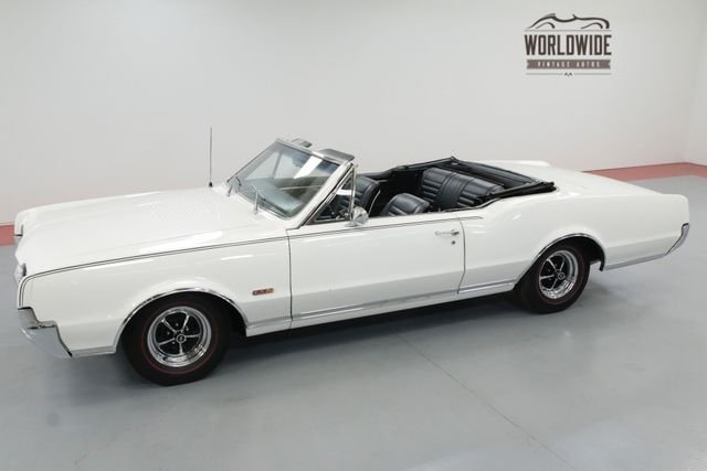 1967 Oldsmobile 442 Convertible