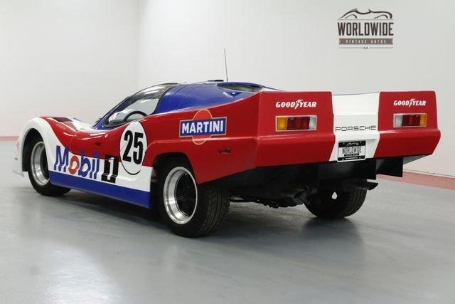 2002 Porsche 917 Replica
