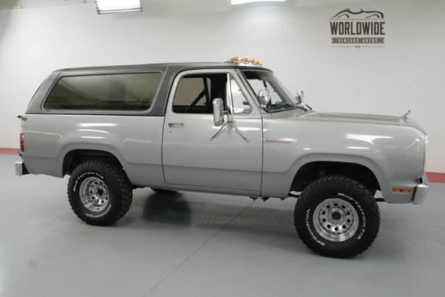 1978 Dodge Ram Charger