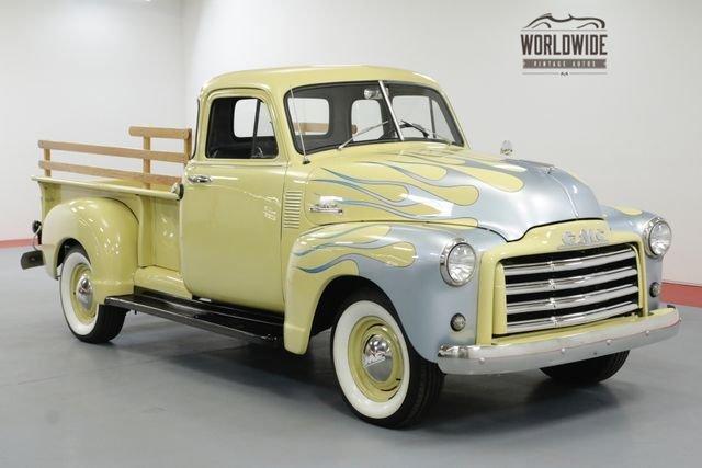 1952 GMC Pickup