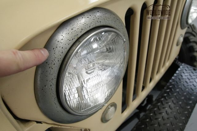 1949 Jeep Willys Cj3A
