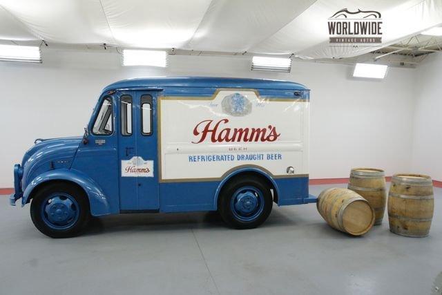 1958 Divco Truck
