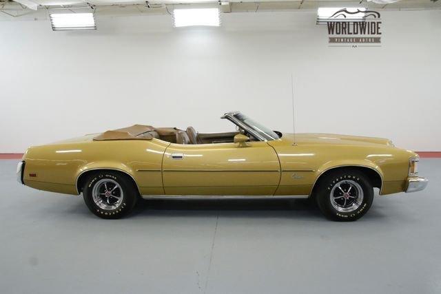 1973 Mercury Cougar Xr-7