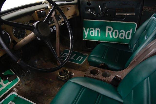 1953 International Rat Rod