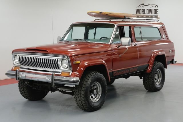 1977 Jeep Cherokee
