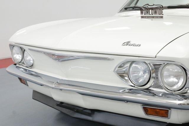 1965 Chevrolet Corvair Corsa