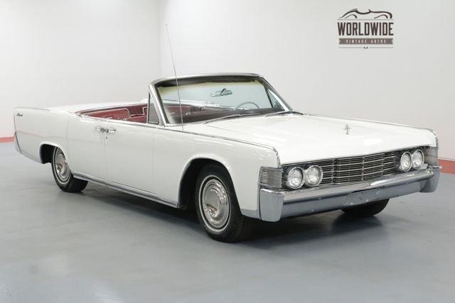 1965 Lincoln Continental