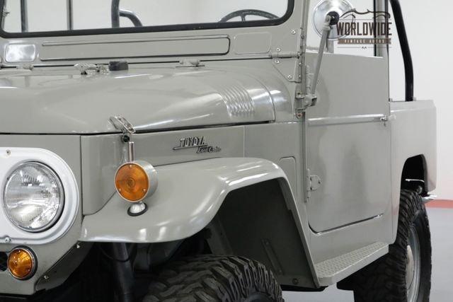 1964 Toyota Land Cruiser Fj40