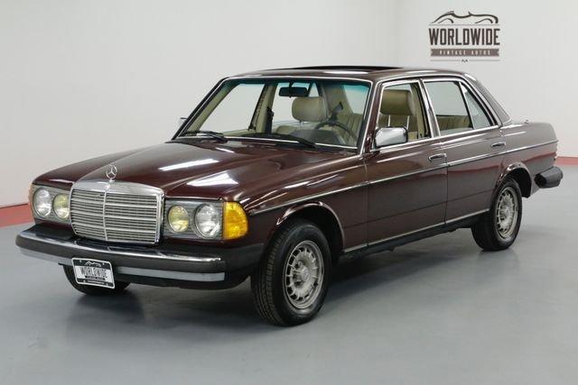 1975 mercedes benz 300d