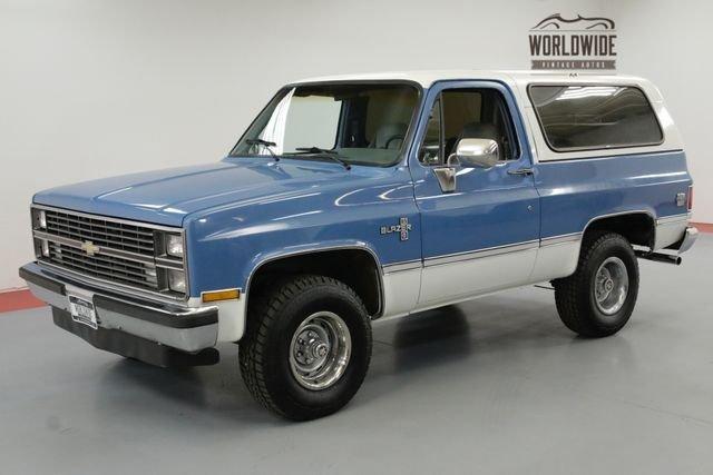 1984 Chevrolet Blazer