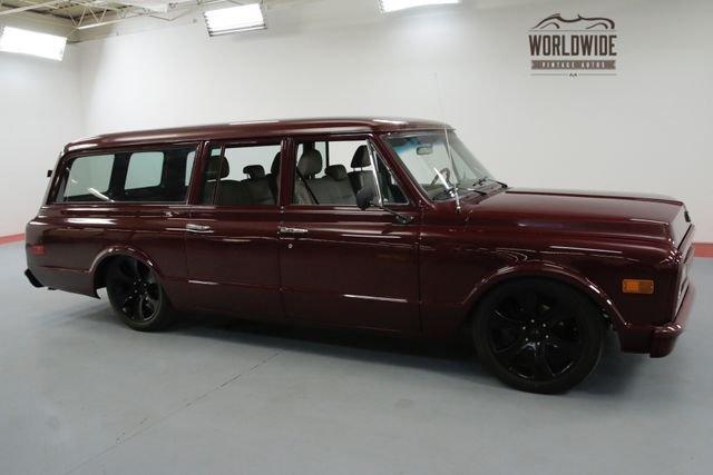 1970 Chevrolet Suburban