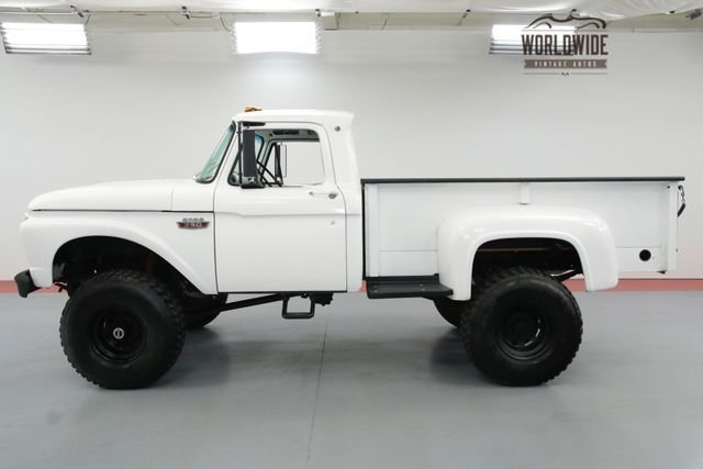1966 Ford F-250