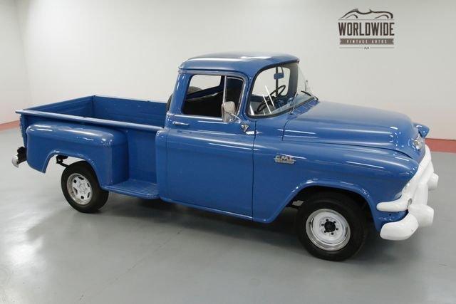 1955 GMC 100