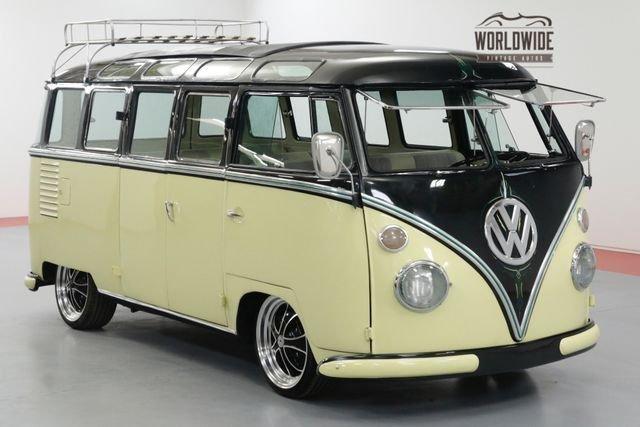 1964 Volkswagen 23 Window Microbus