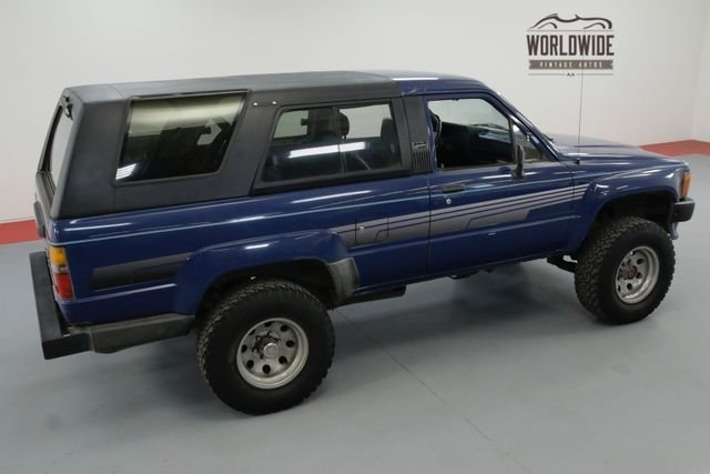 1986 Toyota 4Runner