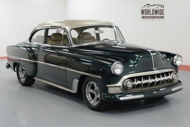 1953 Chevrolet Sedan