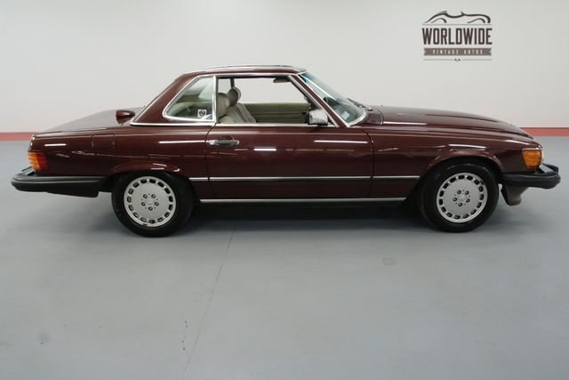 1987 Mercedes-Benz 560Sl