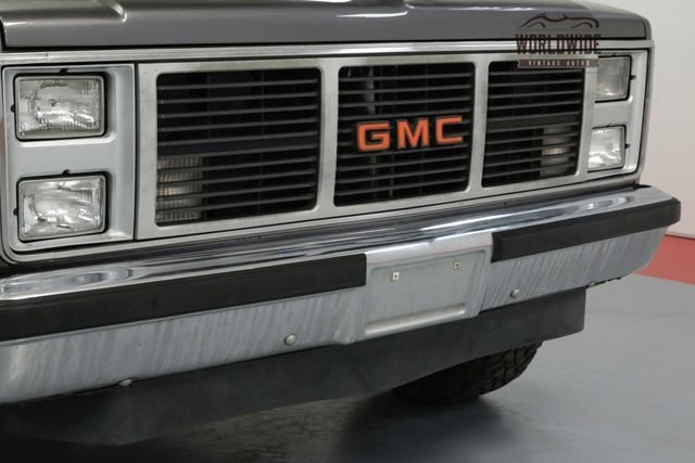 1986 GMC Jimmy