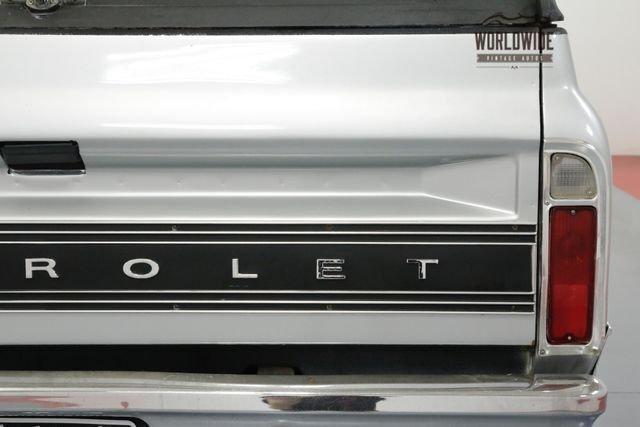 1972 Chevrolet Blazer