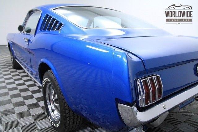1965 Ford Mustang, Fastback, 5.0 V8,
