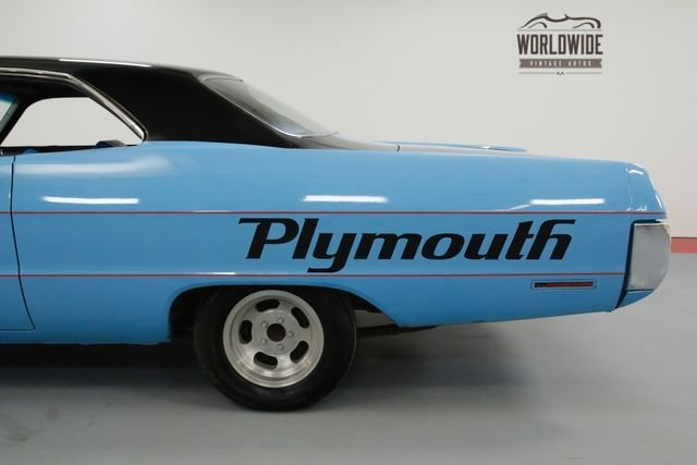1971 Plymouth Fury Ii