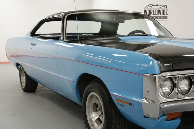 1971 Plymouth Fury Ii