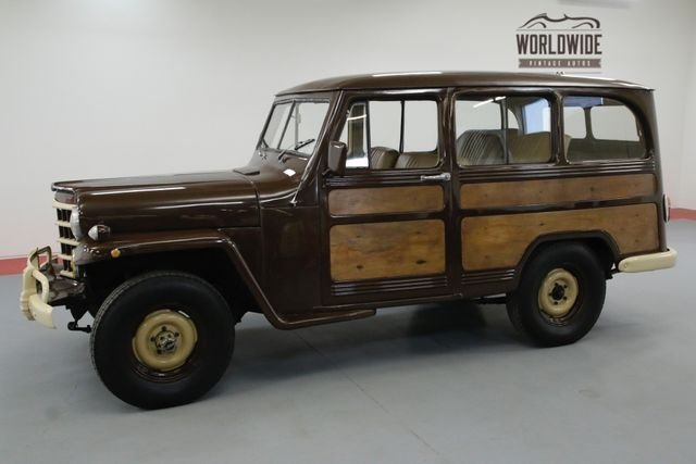 1951 Jeep Willys Wagon