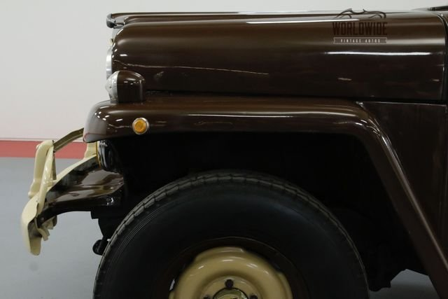 1951 Jeep Willys Wagon