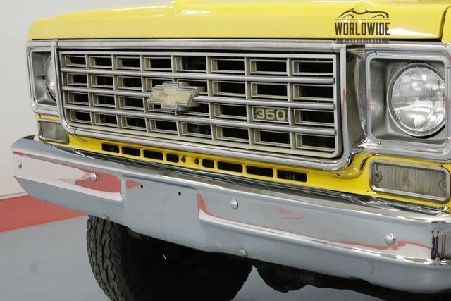 1975 Chevrolet Blazer